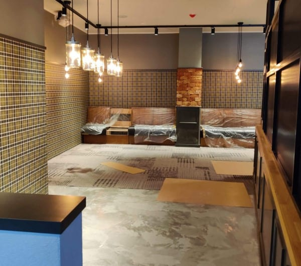 Scandic Hotels Pasilan toimitilaremontti