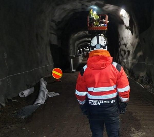 Tunnelityöt